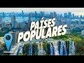 10 PAÍSES MÁS RICOS DE AMÉRICA LATINA PARA 2020 - YouTube