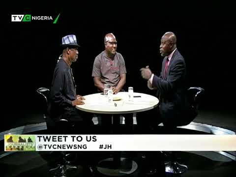 #JH 13th April 2018 | Ambode promises to deliver Airport road, Agege Bridge in Dec