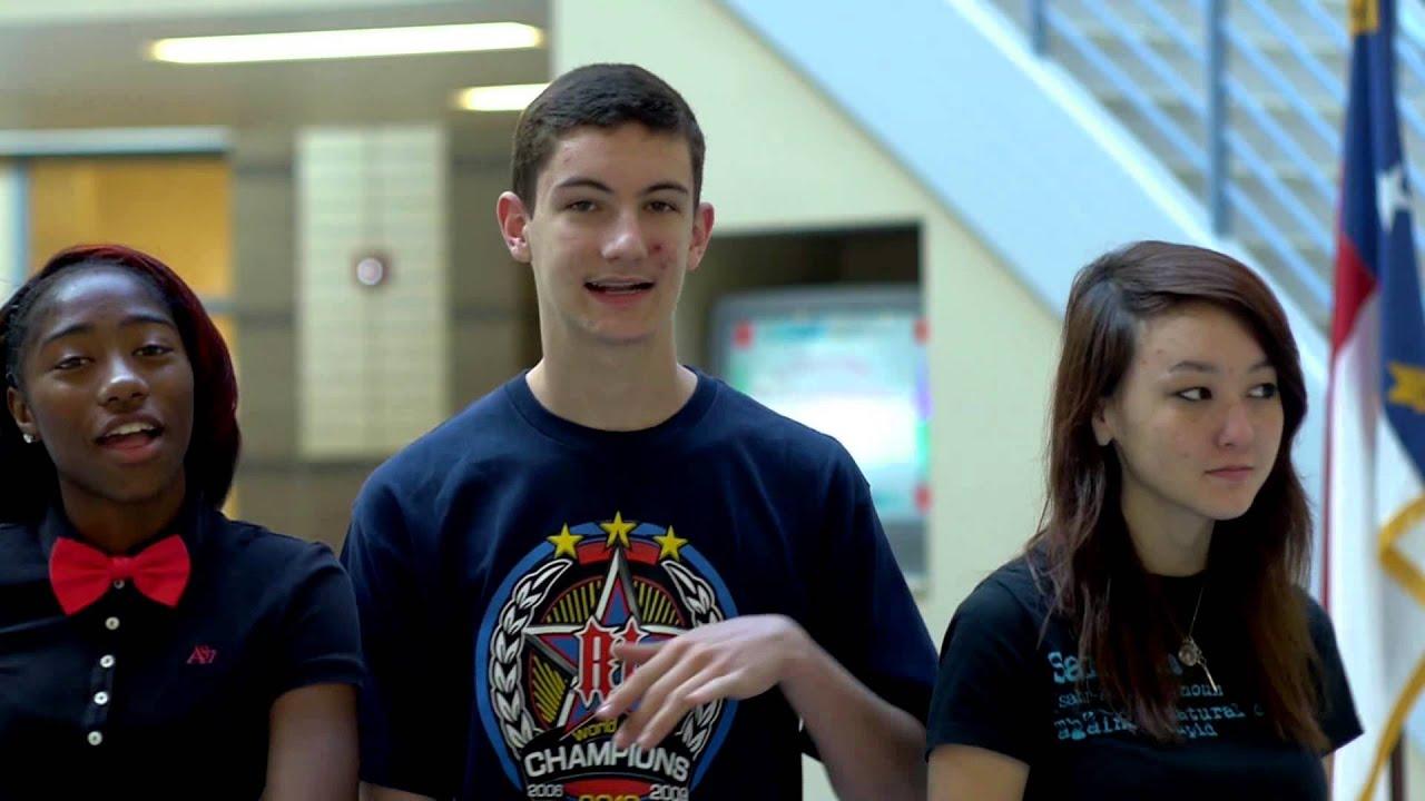 Overhills High School Job Shadowing 2014  YouTube