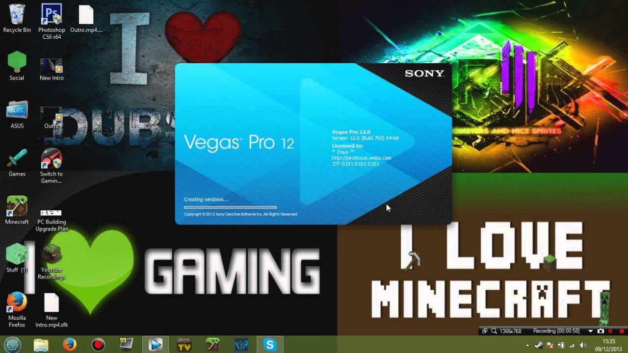 how to get sony vegas pro 12 for free mac