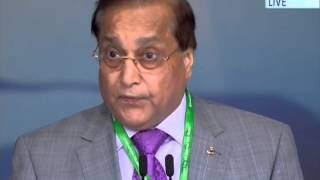 Rami Rangers, Chairman UK-Pakistan-India Forum at Jalsa Salana UK 2014