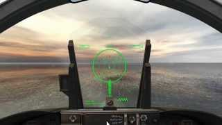 F/A-18 Hornet Jet Fighter Game