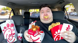 Single & Ready To Mingle • Chick-Fil-A Drive-Thru • MUKBANG