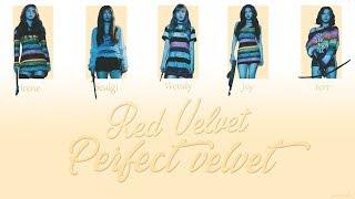 Red Velvet 'Perfect Velvet' Lyrics Audio Teaser Look / My Second Date Lyrics [Han/Eng/Rom]