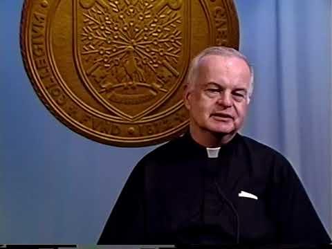Rev. John Wrynn S.J., interview at Saint Peter's University