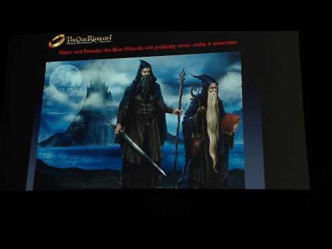 Tolkien Wondercon Panel 2018