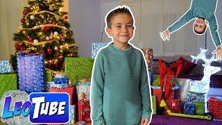 Regalos de Reyes y Cabalgata 2019 con Leo y Mikel