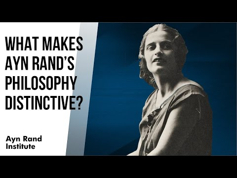 what-makes-ayn-rand's-philosophy-distinctive?-by-onkar-ghate