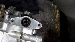 Как правильно установить шестерню привода трамблёра на ЗАЗ-1102 «Таврия»