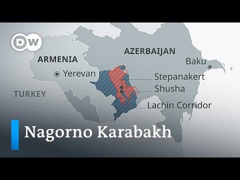 Armenia Begins Handover Of Disputed Territory To Azerbaijan | DW News