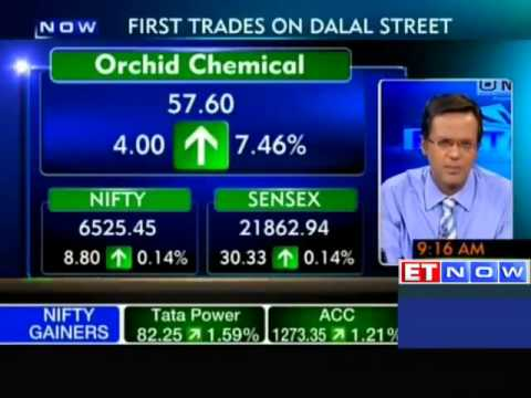 First trades on Dalal-St: Nifty, Sensex open in green