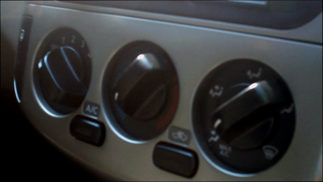 02-06 Altima A/C or heater doesn't work? Check this out - YouTube