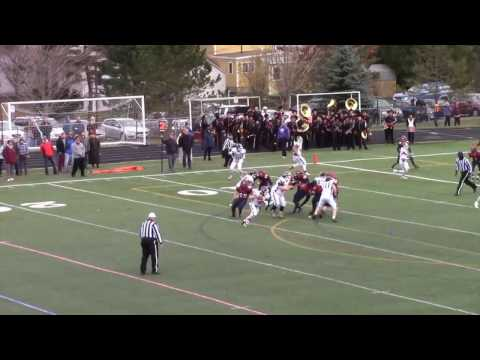 Westborough High School Football 2016