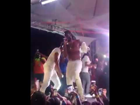 Dexta Daps Ft Aidonia - In Antigua Live 2017