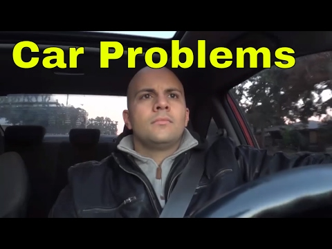 What Causes White Smoke From A Car Exhaust-Car Problems
