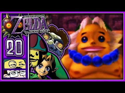 Moggy & Jonny lieben The Legend Of Zelda: Majoras Mask! - [Goronen-Maske] #20