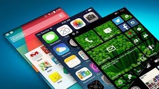 E se ogni produttore di smartphone realizzasse un suo OS?