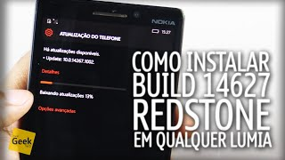 Como instalar a Build 14267 Redstone em qualquer Lumia com Windows 10 Mobile [Tutorial]