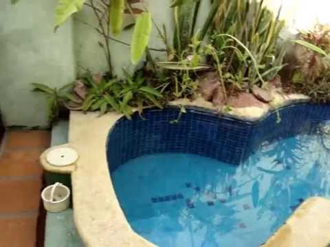Jardines del youtube for Asadores de ladrillo para jardin