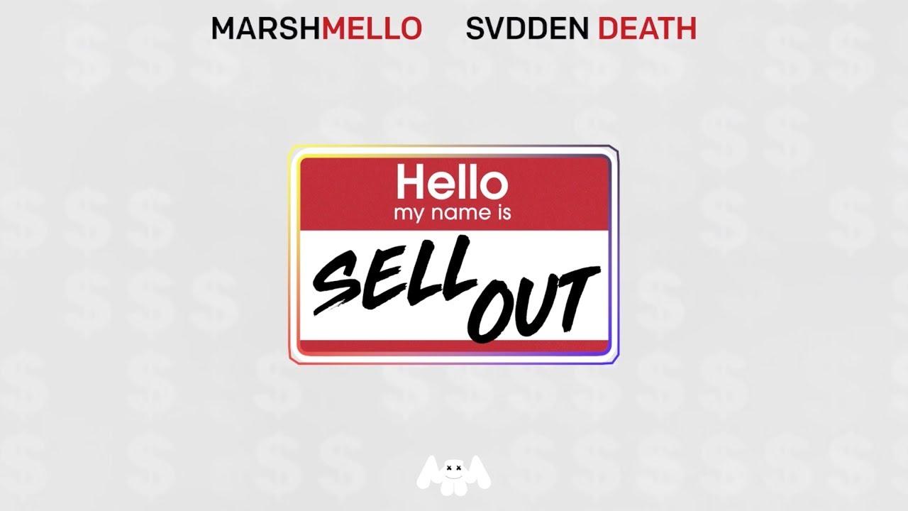 "Marshmello's ""Sell Out,"" ile ilgili görsel sonucu"