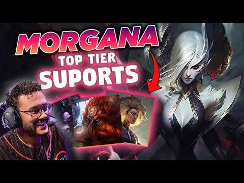 Top Tier SUPPORT for SOLO-Q | Aphromoo