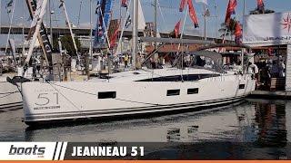 Jeanneau 51: First Look Video Sponsored by United Marine Underwriters