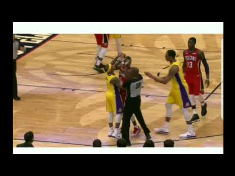 Isaiah thomas and rajon rondo both ejected after heated exchange