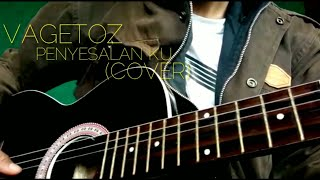 Penyesalan ku - Vagetoz (cover) eddy irawan