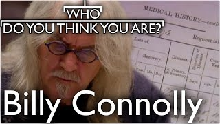 Billy Connolly Discovers Misbehaviour Runs In The Family | Who Do You Think You Are