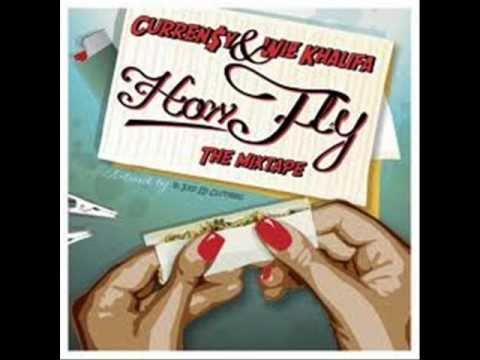 Wiz Khalifa & Curren$y- Feel Alright (How Fly Vol. 2!) INSTRUMENTAL!