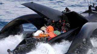 Sea Shepherd's Adi Gil シー・シェパード4回目の妨害行為