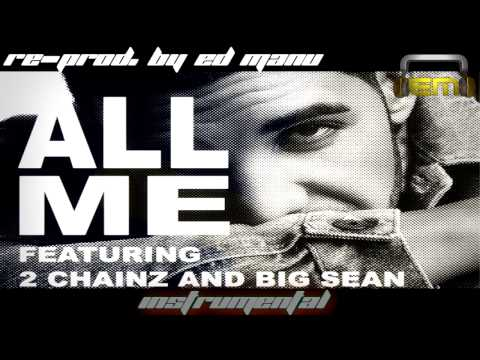 Drake- All Me Full Instrumental