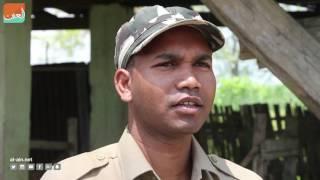 بالفيديو.. الهند تصارع عصابات