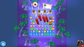 Angry Birds Match. Level 108. No Boosters. Android. Gameplay