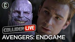 Avengers: Endgame Trailer Discussion - Collider Live #47
