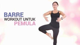 Barre workout ini cocok untuk kamu yang ingin memperbaiki postur tubuh, menguatkan otot inti dan meningkatkan kelenturan. gerakan sangat menyenangkan dan...