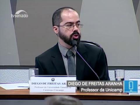 CCJ - Voto impresso - TV Senado ao vivo - 06/03/2018
