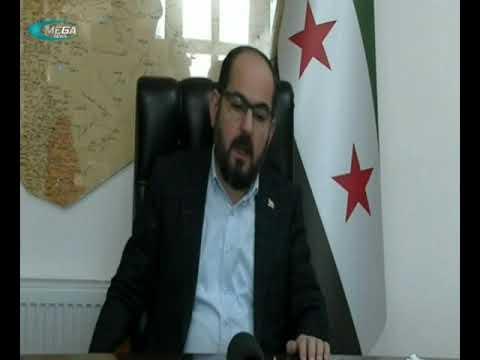 لقاء حصري مع رئيس الحكومة السورية المؤقتة السيد عبد الرحمن مصطفى