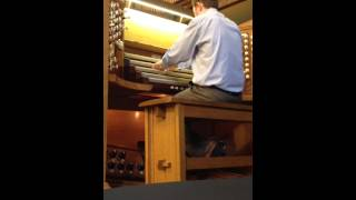 The Manchester Town Hall Cavaille-Coll organ