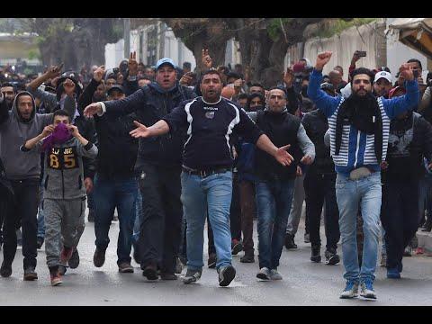 تونس: إيقاف أكثر من 200 شخص إثر الاحتجاجات الشعبية  - 19:23-2018 / 1 / 10