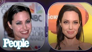 Angelina Jolie Pitt's Evolution of Looks  | People