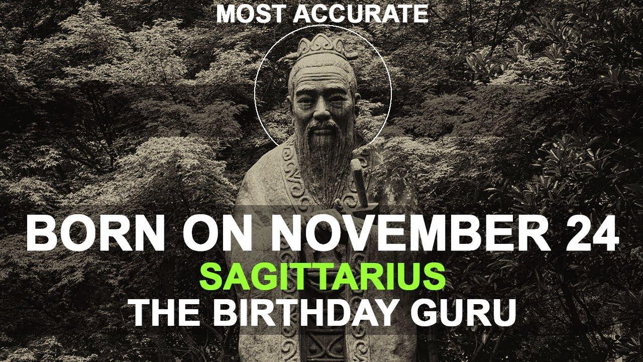 November 24 birthday astrology