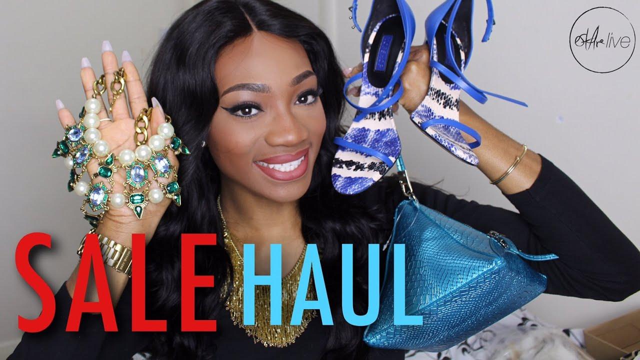 SALE Haul | Aliexpress Topshop ASOS + MY SALE Shopping SECRETS