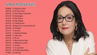 Nana Mouskouri plus grand || Nana Mouskouri plus grands succès en direct 2018