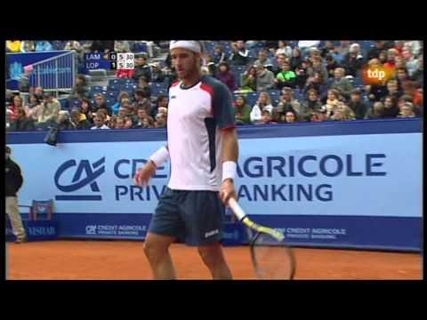 Michael Lammer vs Feliciano Lopez (ATP 250 Gstaad 2011) Partido Completo / Full Match