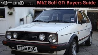 Buying Guide: VW Golf GTi  Mk2  Advice from a specialist  What to look for?