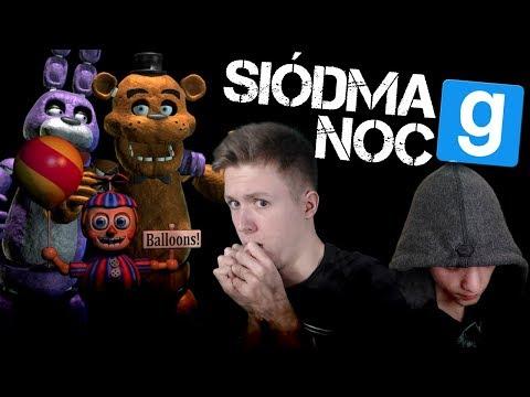 PRZETRWAMY INWAZJĘ?! • Garry's Mod: Five Nights At Freddy's thumbnail