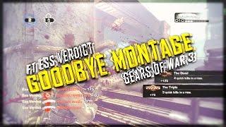 Goodbye Gears of War 3 - Montage