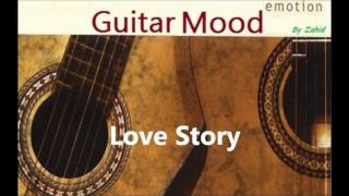 Guitar Mood - Love Story