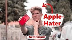 Apple-Hater packt sein erstes iPhone aus - iPhone 11 UNBOXING deutsch + GEWINNSPIEL